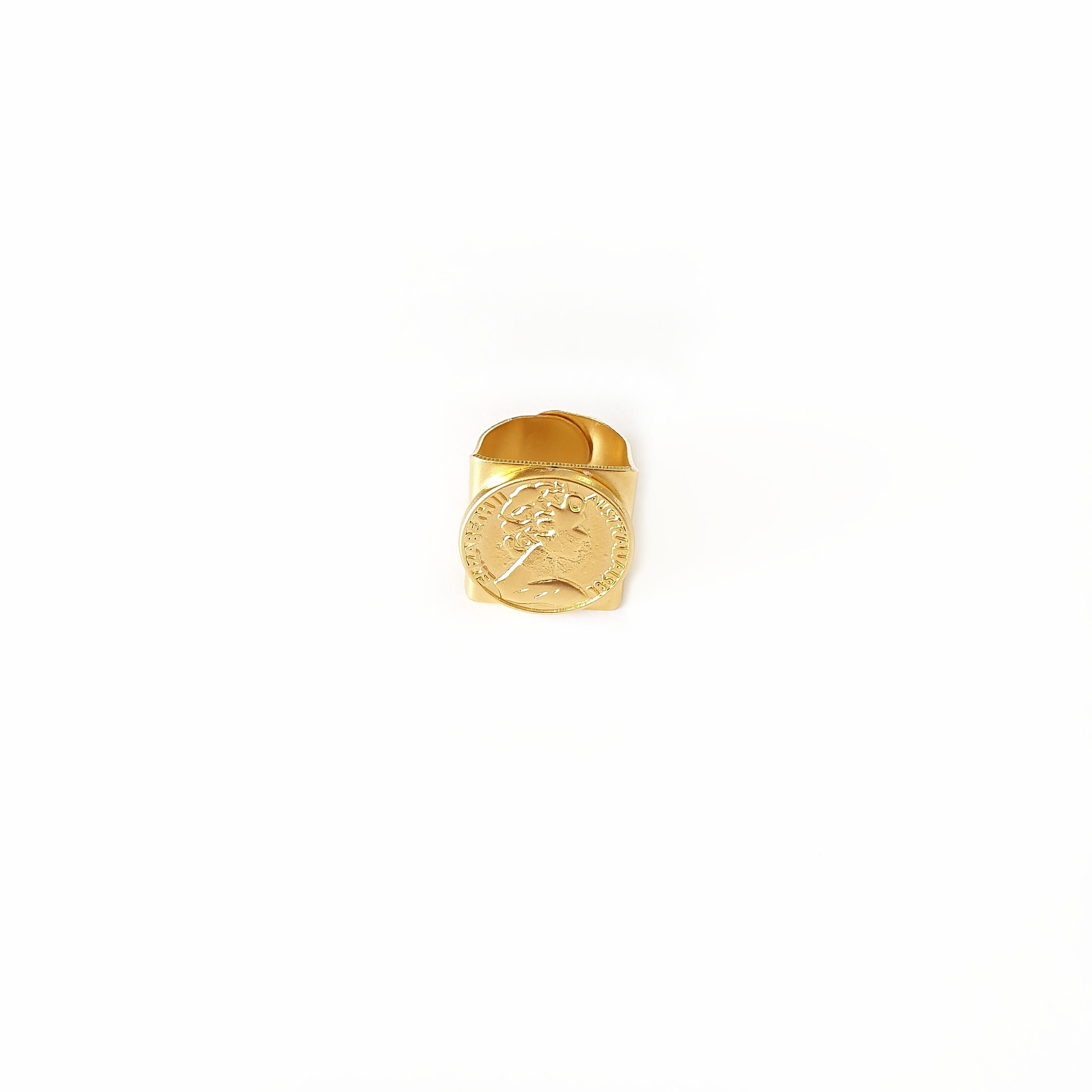 טבעת ליזה זהב