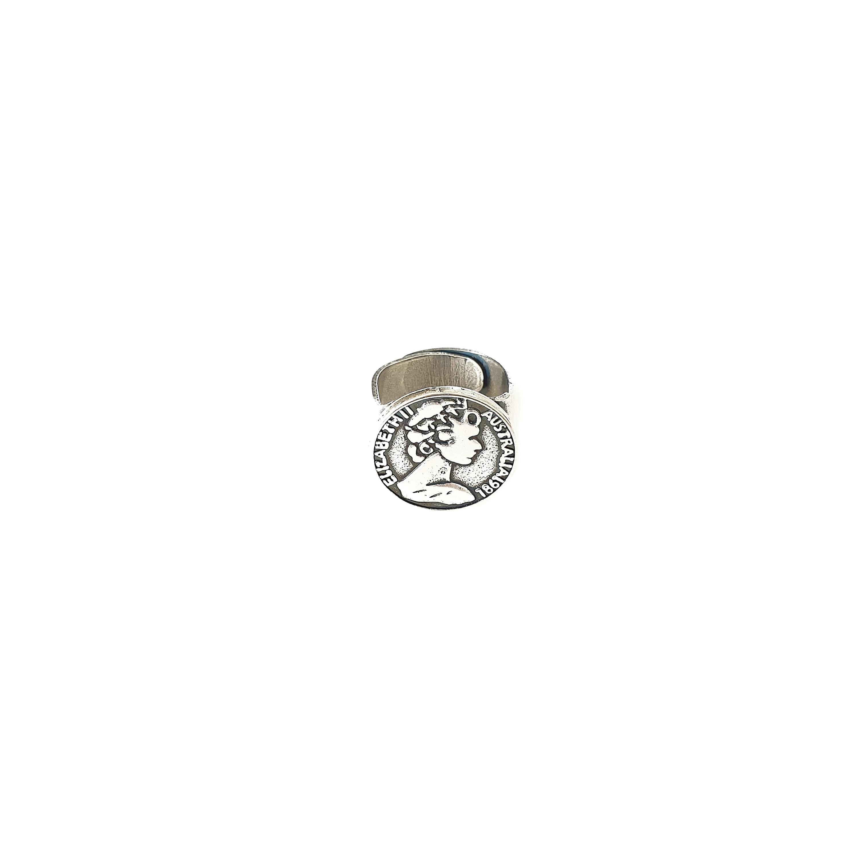 טבעת ליז כסף
